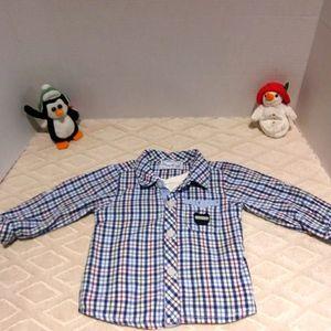 Mayoral fooler layered shirt